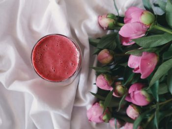 Raspberry Morning Smoothie